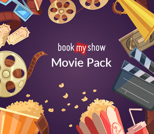 BookMyShow Movie Pack - A Smart Corporate Gifting Solution