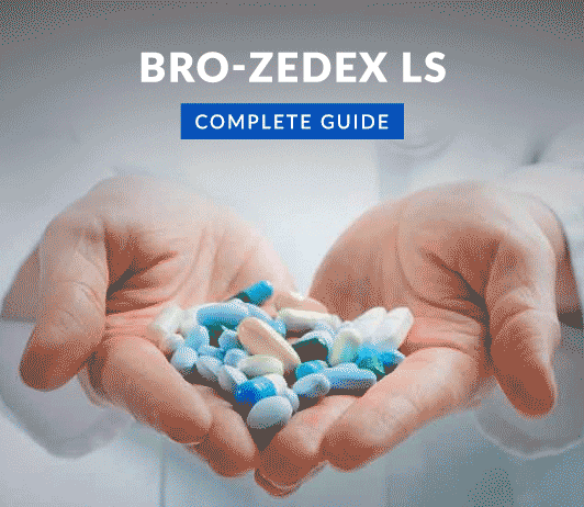 Bro-Zedex LS: Uses, Dosage, Side Effects, Price, Composition & 20 FAQs