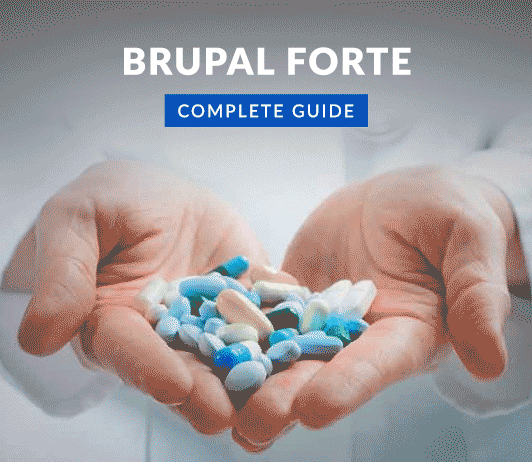 Brupal Forte: Uses, Dosage, Price, Side Effects, Precautions & More