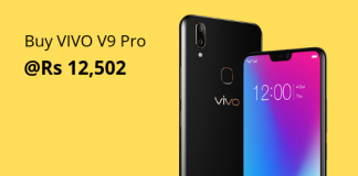 Buy VIVO V9 Pro