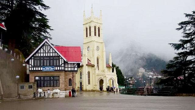 Christ's Church, Shimla