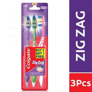 Colgate ZigZag Toothbrush