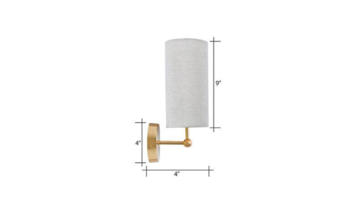 Corbin Wall Lamp design