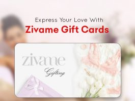 Express Your Love With Zivame Gift Cards