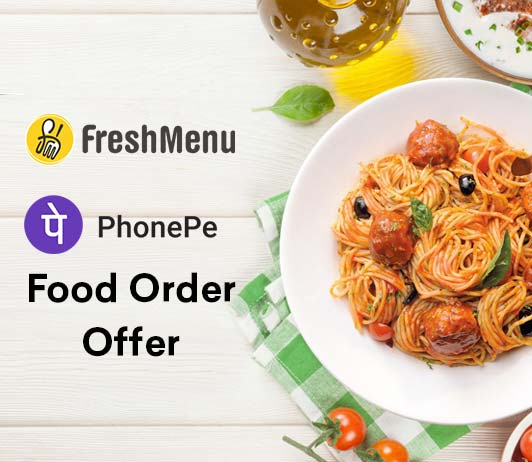 Freshmenu PhonePe Food Offer