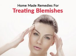 Home Remedies for Treating Blemishes