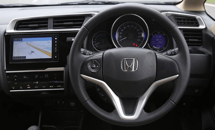 Honda Jazz Steering