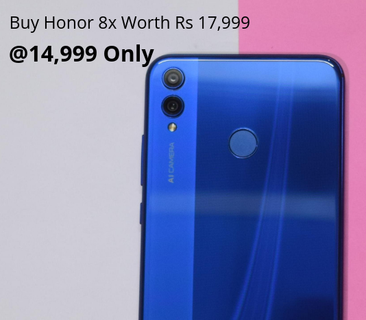 Honor 8X Mobile