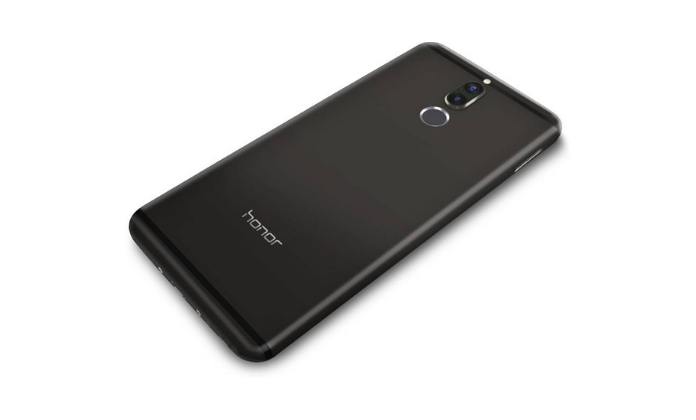 Honor 9i design