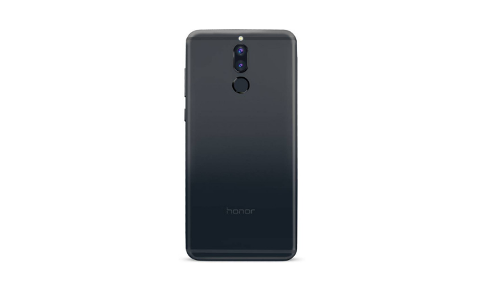 Honor 9i in black color