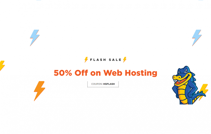 Hostgator 50% Off Hosting Offer