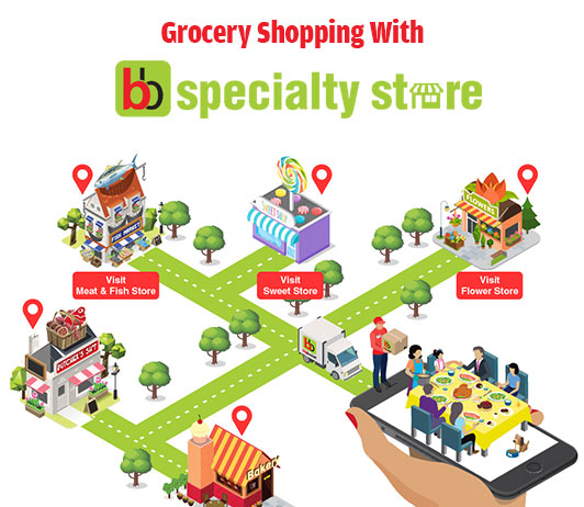 Make Your Grocery Shopping Easier With BB Specialty Store