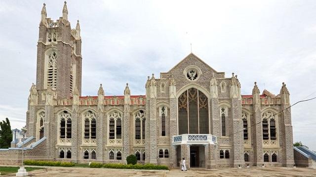 Medak Cathedral, Telangana