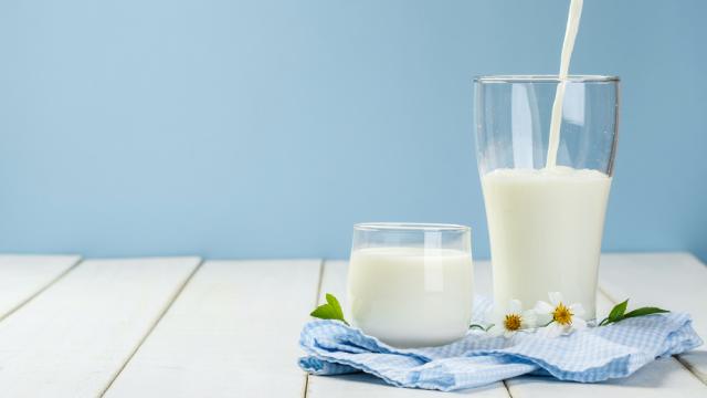 milk, दूध का इस्तेमाल ग्लोइंग स्किन के लिए घरेलू उपाय के रूप में किया जाता है