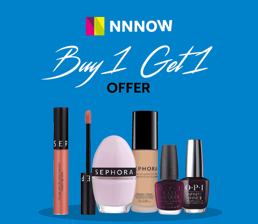 NNNOW Buy 1 Get 1 Free Offer