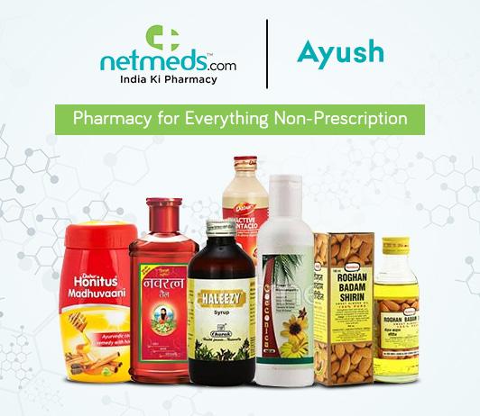 Netmeds Ayush – Pharmacy for Everything Non-Prescription