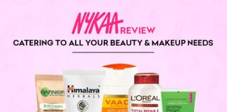 Nykaa Review: Catering To All Your Beauty & MakeUp Needs