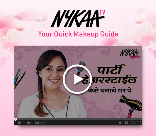 Nykaa TV - Your Quick Makeup Guide