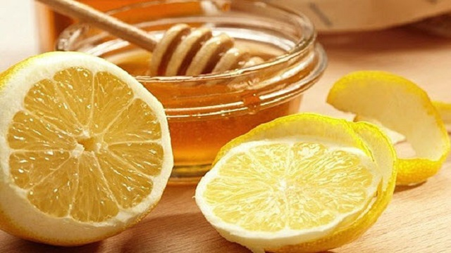 Lemon Juice & Honey