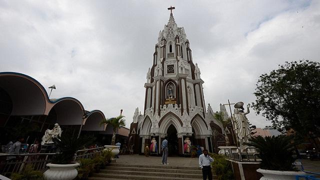 Saint Mary's Basilica, Bangalore
