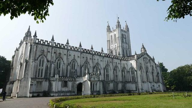 Saint Paul's Cathedral, Kolkata