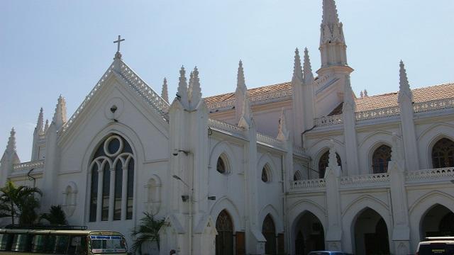 Saint Thomas Cathedral Basilica, Chennai