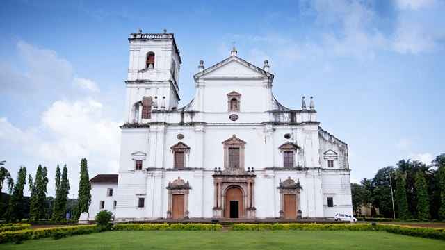 Se Cathedral, Goa
