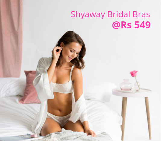 Shyaway Bridal Bras