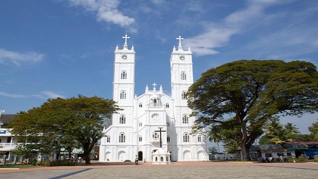 Vallarpadam Church, Kochi