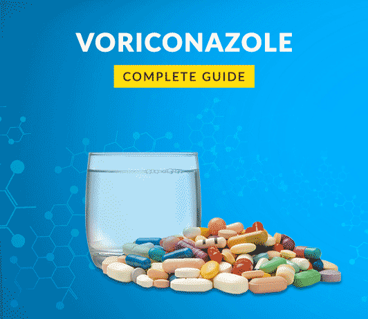 Voriconazole: Uses, Dosage, Side Effects, Price, Composition & 20 FAQs