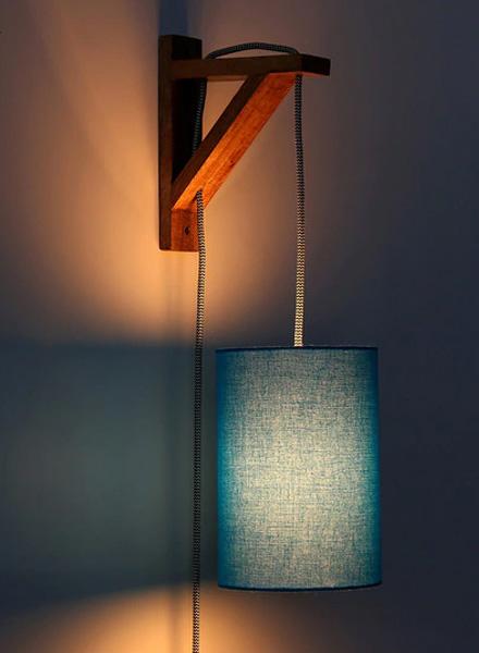 Fabric Wall Lights