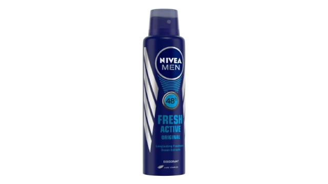 Nivea Fresh Active Original Deodorant Body Spray