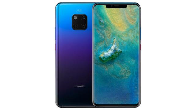 Huawei Mate 20 Pro (4200mAh)