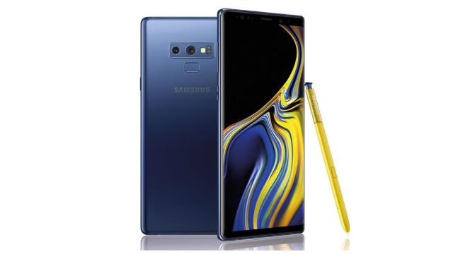 Samsung Galaxy Note 9 (4000mAh)