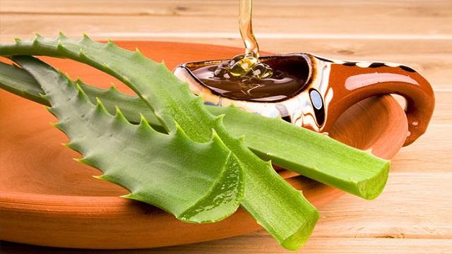 Aloe Vera And Honey