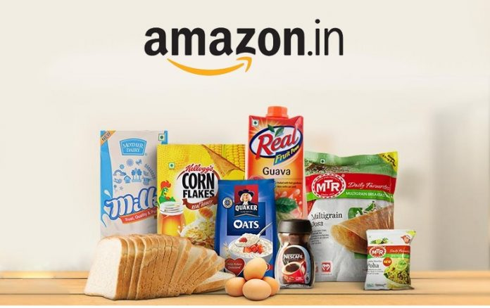 Amazon prime now 1st order offer