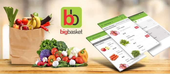 Bigbasket Axis Bank Offer