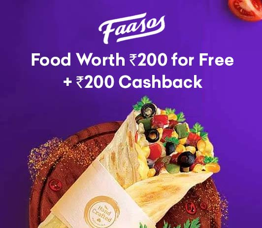 Faasos Loot Offer