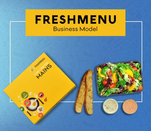 Freshmenu Business Model