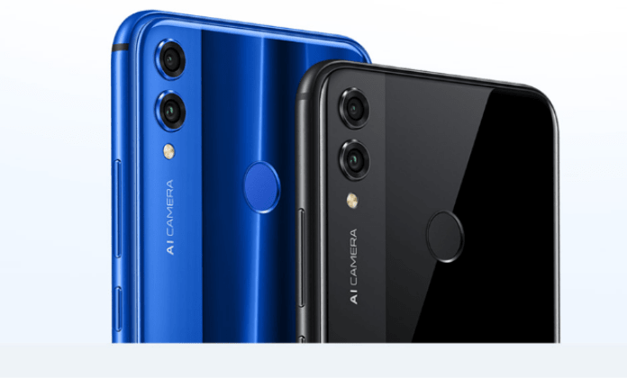 Honor-8X-design