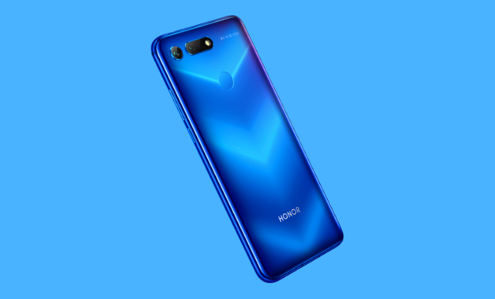 Honor View20 design