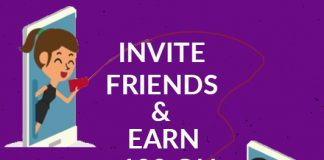 Invite Friends And Earn Rs.100 On Zomato