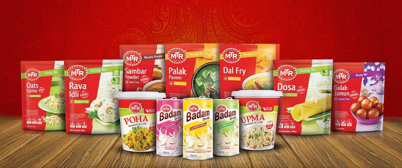 MTR Foods Offer: Flat 35% Cashback