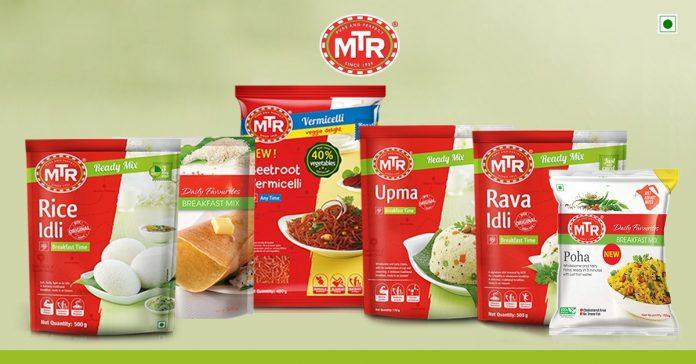 MTR Foods Loot