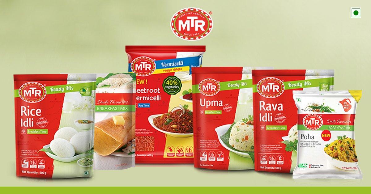 MTR Foods Loot Offer: Flat 20% Off + 35% Cashback