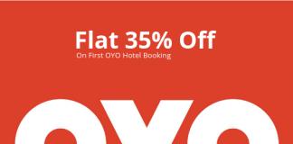 OYO room coupon