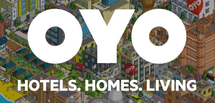 OYO room funding