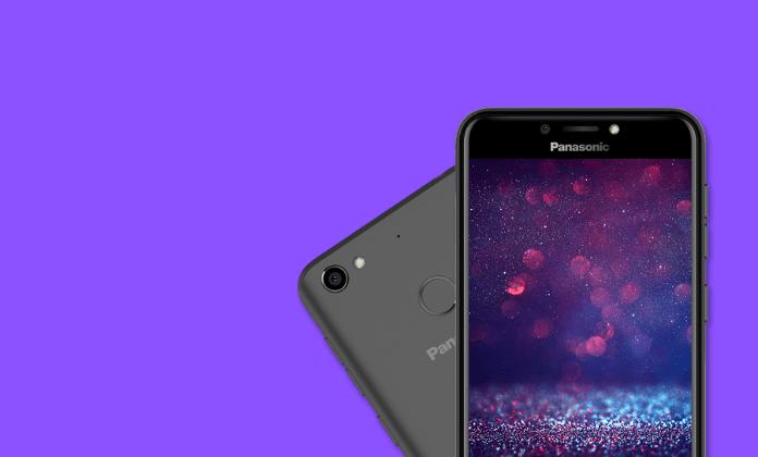 Panasonic P85 NXT front camera
