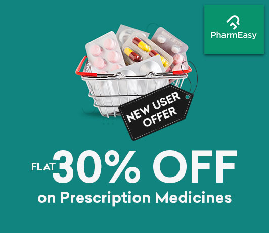 PharmEasy New User Offer