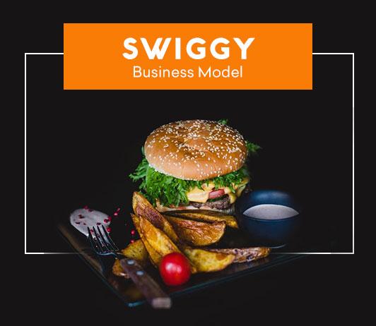 Swiggy Business Model